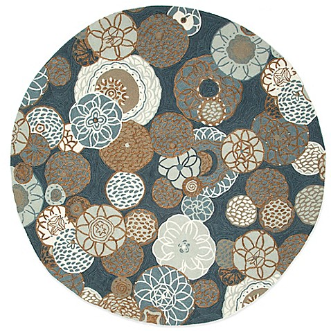 Ravella 8-Foot Round Area Rug