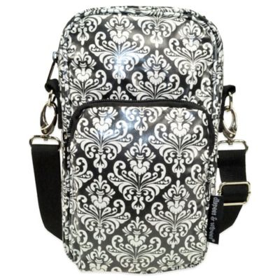 Damask Diaper Bag