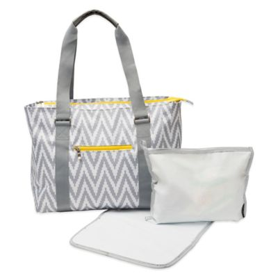 RYCO™ Chevron Tote Diaper Bag