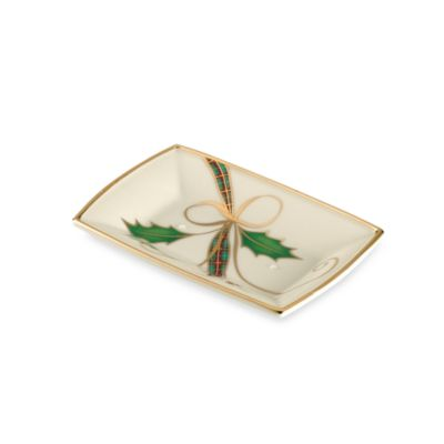 Lenox® Holiday Nouveau Soap Dish