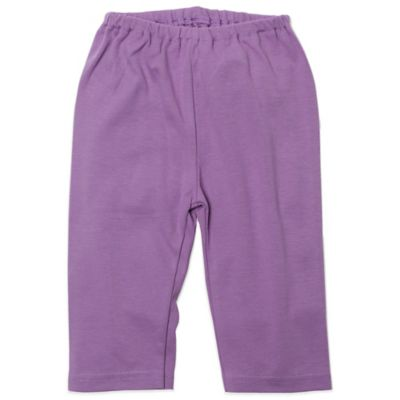 Zutano® Newborn Pull-On Pant in Orchid