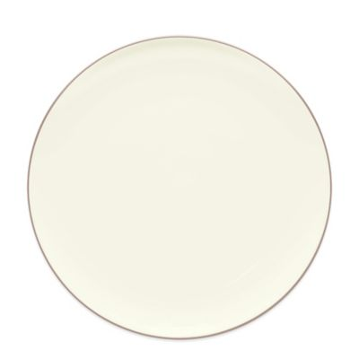 Colorwave Salad Plate in Clay