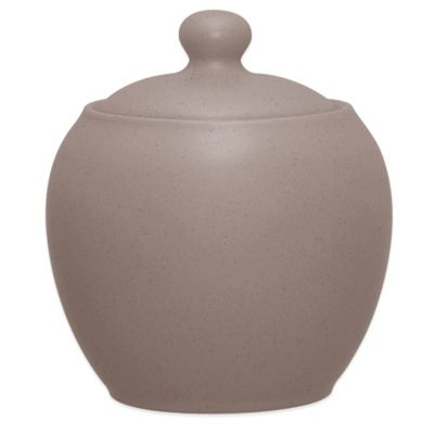 Clay Sugar Bowl