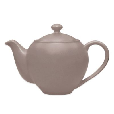 Noritake® Colorwave Teapot in Clay