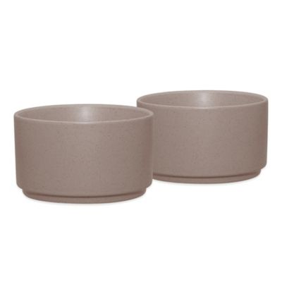 Noritake® Colorwave Ramekins in Clay (Set of 2)
