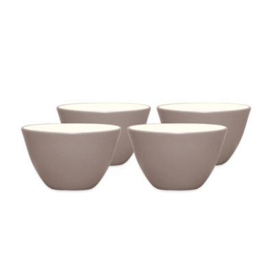 Noritake® Colorwave Mini Bowl 4-Piece Set in Clay