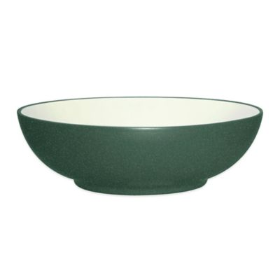 Noritake® Colorwave Round Vegetable Bowl in Spruce