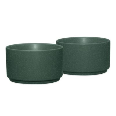 Noritake® Colorwave Ramekin 2-Piece Set in Spruce
