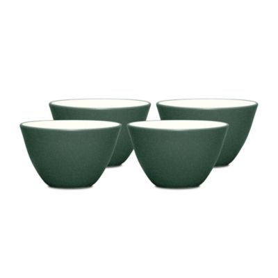Noritake® Colorwave Mini Bowls in Spruce (Set of 4)
