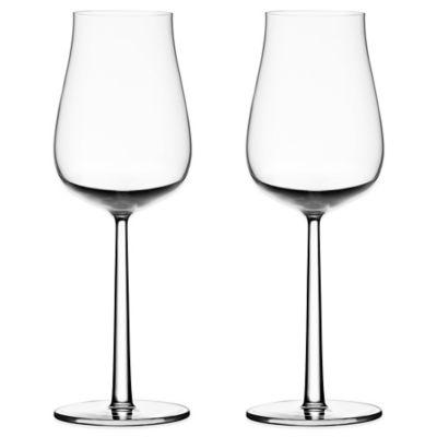 Iittala White Wine Glass