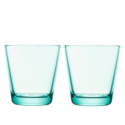 Iittala Kartio 7 oz. Tumblers in Water Green (Set of 2)