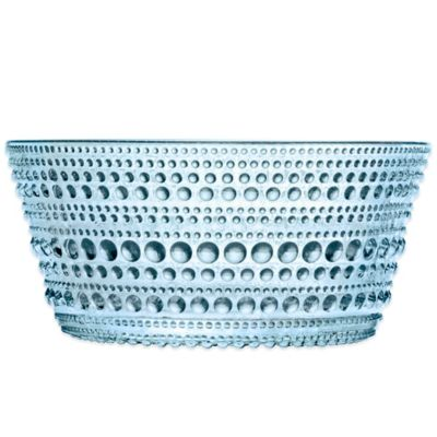 Kastehelmi Bowl in Light Blue