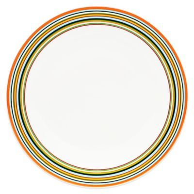 Iittala Origo Dinner Plate in Orange