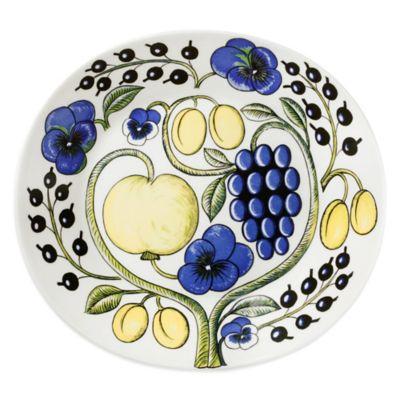"Arabia Paratiisi 10"" Oval Platter"