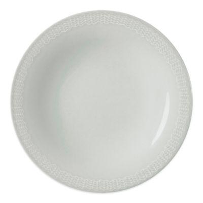 Iittala Sarjaton Salad Plate in Letti Pearl Grey
