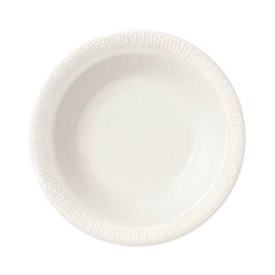 Iittala Sarjaton Pasta Bowl in Letti White