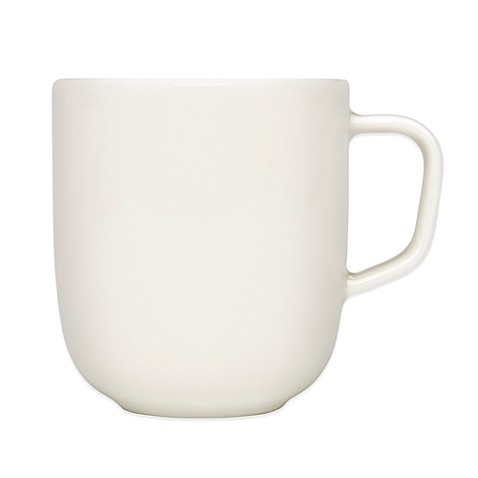 iittala sarjaton mug in white bed bath beyond. Black Bedroom Furniture Sets. Home Design Ideas