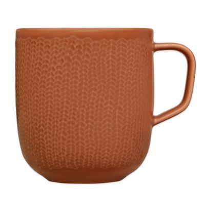Iittala Sarjaton Mug in Letti Red Clay