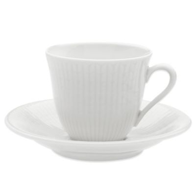 Dishwasher Safe Coffee Saucer