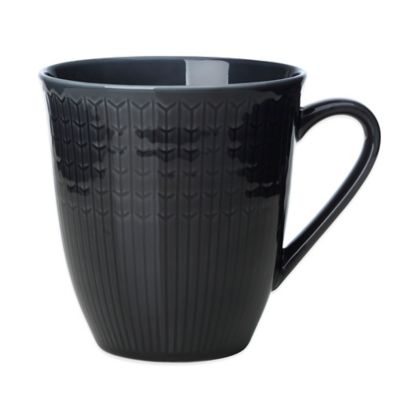 Rörstrand Swedish Grace 17 oz. Mug in Stone