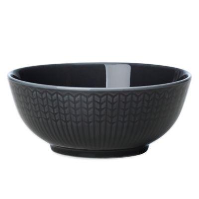 Rörstrand Swedish Grace Rice Bowl in Stone