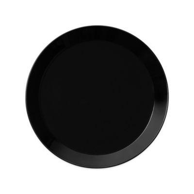 Iittala Teema Salad Plate in Black