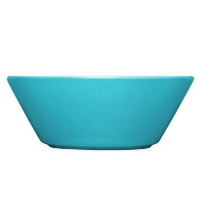 Iittala Teema Cereal Bowl in Turquoise
