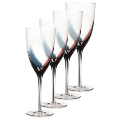 Mikasa® Kya White Wine Glasses (Set of 4)