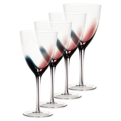 Unique Wine Glass Set