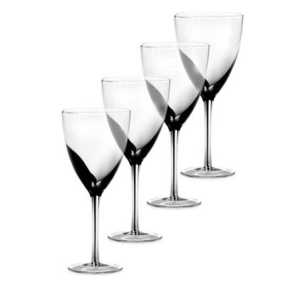 Mikasa® Kya Smoke Red Wine Glasses (Set of 4)