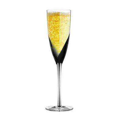 Mikasa® Kya Some Champagne Toasting Flutes (Set of 4)