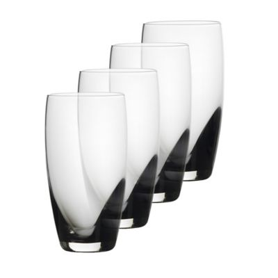 Mikasa® Kya Smoke Highball Glasses (Set of 4)