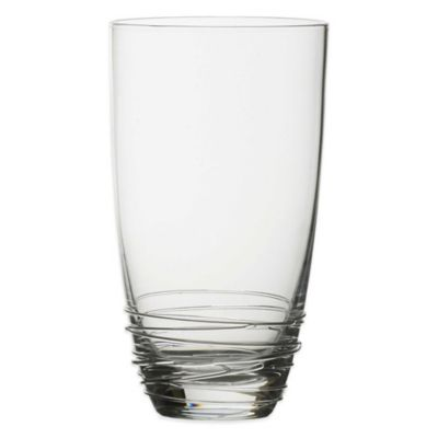 Mikasa® Swirl Highball Glasses (Set of 4)