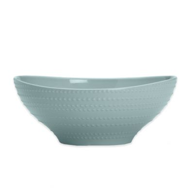 Mikasa® Ryder Cereal Bowl in Blue