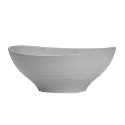 Mikasa® Ryder Cereal Bowl in Grey