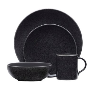 Mikasa® Benson 4-Piece Dinnerware Set in Slate