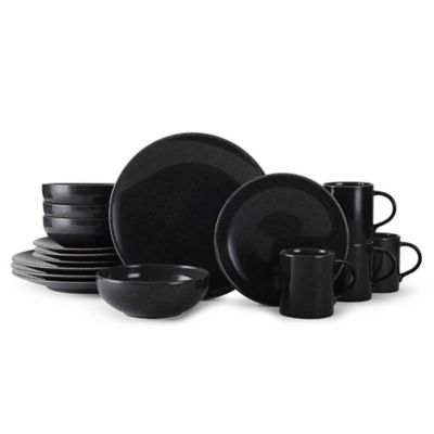 Mikasa® Benson 16-Piece Dinnerware Set in Slate