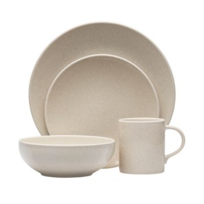 Mikasa® Benson 4-Piece Dinnerware Set in Beige