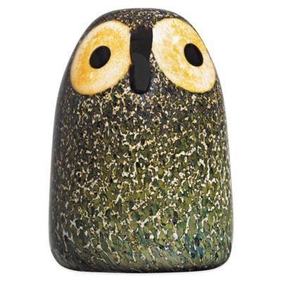 Iittala Toikka Birds Little Barn Owl