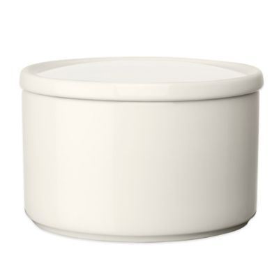 Iittala 2.5-Inch Purnukka Jar in White