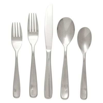 Balance Mirror 20-Piece Flatware Set