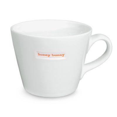 "Keith Brymer Jones Word Range ""honey bun"" Mug"