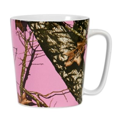 Mossy Oak® Break Up Infinity Mug in Pink