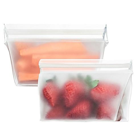 Blueavocado 174 Re Zip Reusable Food Storage Bag Bed Bath