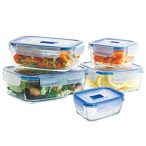 Bed Bath And Beyond Glass Food Storage Containers