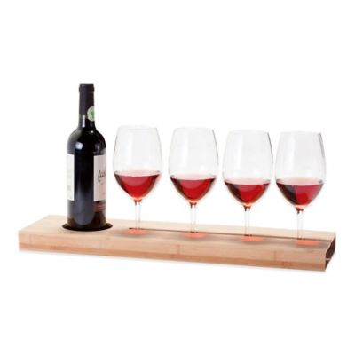 Oenophilia Longboard Wine Serving Tray