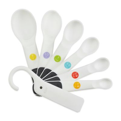 Plastic Measuring Spoons Set