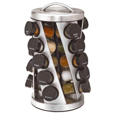Kamenstein® 20-Jar Twist Spice Rack