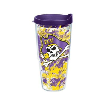 Tervis® East Carolina University Pirates Splatter Wrap 24 oz. Tumbler with Lid