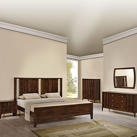 zuo portland bedroom set in walnut is not available for sale online